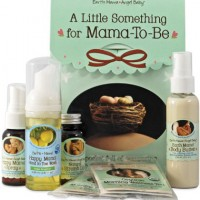 A Little Something for Mama To Be Gift Set