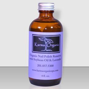 Karma Organics Nail Polish Remover