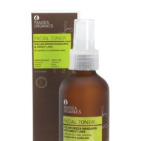 Pangea Organics Facial Toner Italian Green Mandarin With Sweet Lime