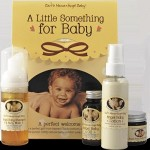 a little something for baby gift set earth mama angel baby