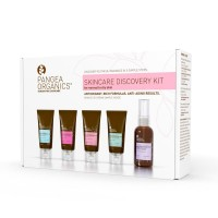 Pangea Organics Discovery Kit - Normal to Dry