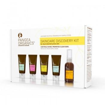 Pangea Organics Discovery Kit - Oily to Blemish Prone
