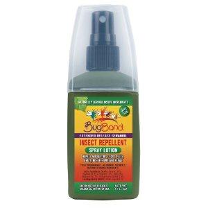 bug band spray 4oz