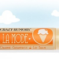 crazy rumors vegan lip balm