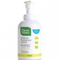 cleanwell foam 8 oz