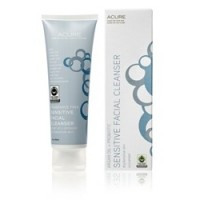 acure organics sensitive cleanser