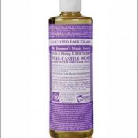 dr bronner lavender castille liquid soap