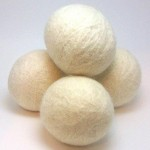 wool dryer balls 4 pack