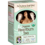 earth mama angel baby heartburn organic tea
