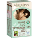 third trimester tea earth mama angel baby