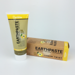 earth paste toothpaste lemon twist